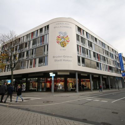 Parkhaus Nürnberger Straße