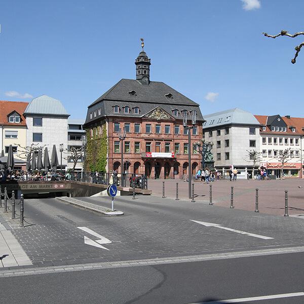Tiefgarage am Markt