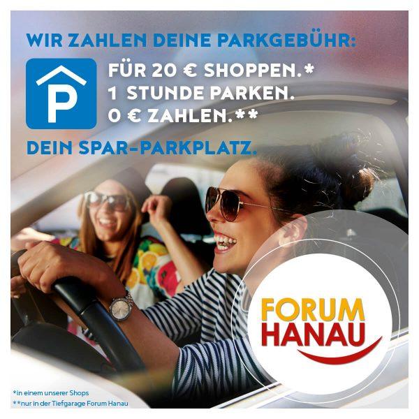 keine Parkgebühr
