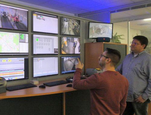 Neue Leitzentrale verbessert Kundenservice und erleichtert Organisation der HPG