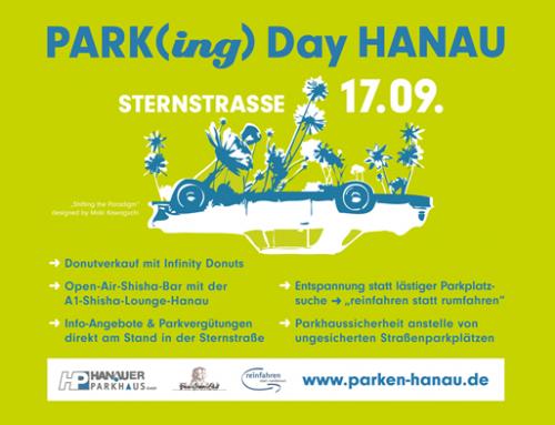 PARK(ing) DAY in HANAU