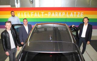 Vielfalt-Parkplätze TG Markt