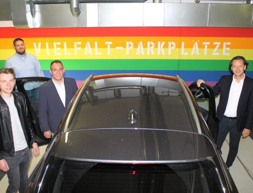 Vielfalt-Parkplätze